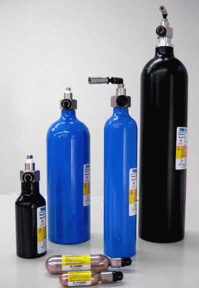 高充填密度水素吸蔵ボンベシリー...